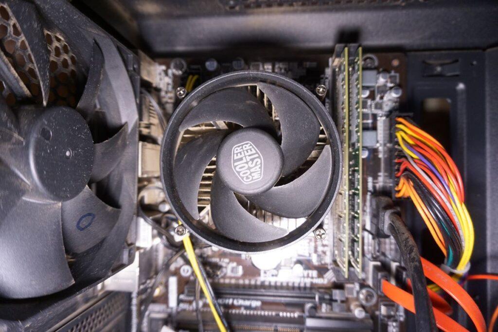 パソコンの掃除頻度