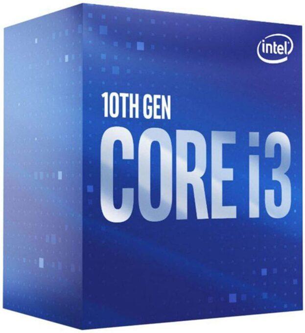 core i3 10100F